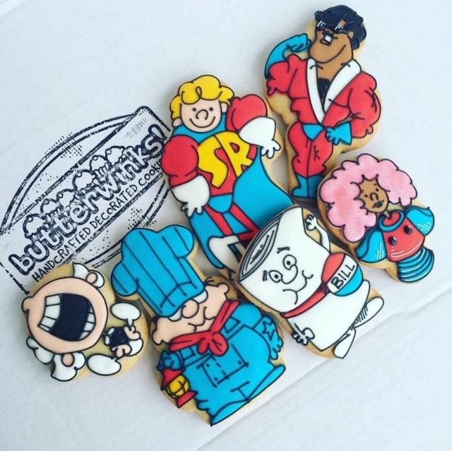 biskuit karakter kerennya kebangetan © 2017 ButterWinks