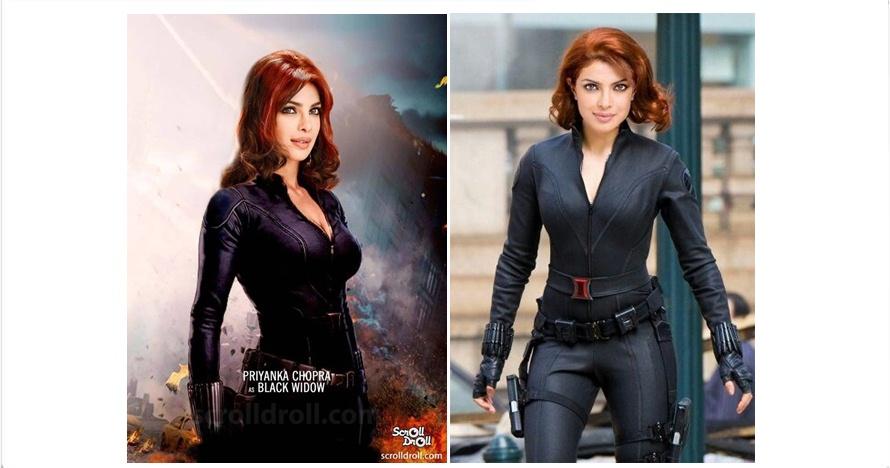 9 Seleb Bollywood ini cocok perankan karakter superhero Hollywood
