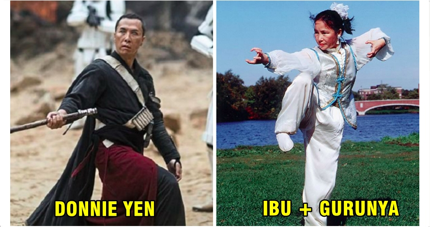 Bow-Sim Mark, ibunda Donnie Yen 'IP Man' yang lebih jago karate