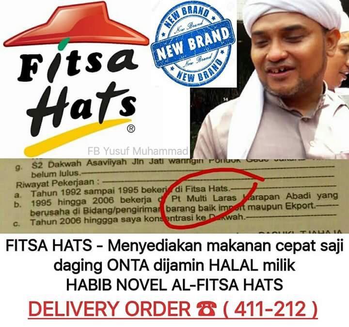 Fitsa Hats © 2017 Istimewa
