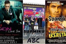 15 Gambar editan poster film Malaysia ini lucunya bikin penasaran