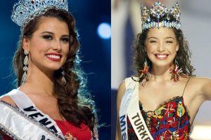 Yuk intip beda penampilan 20 ratu kecantikan di panggung vs keseharian
