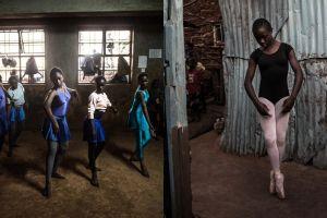 13 Foto balerina kulit hitam ini bukti balet bisa ditekuni siapa saja