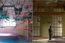 Kuil misterius di Jepang ini bikin pengunjung merasa takut plus risih
