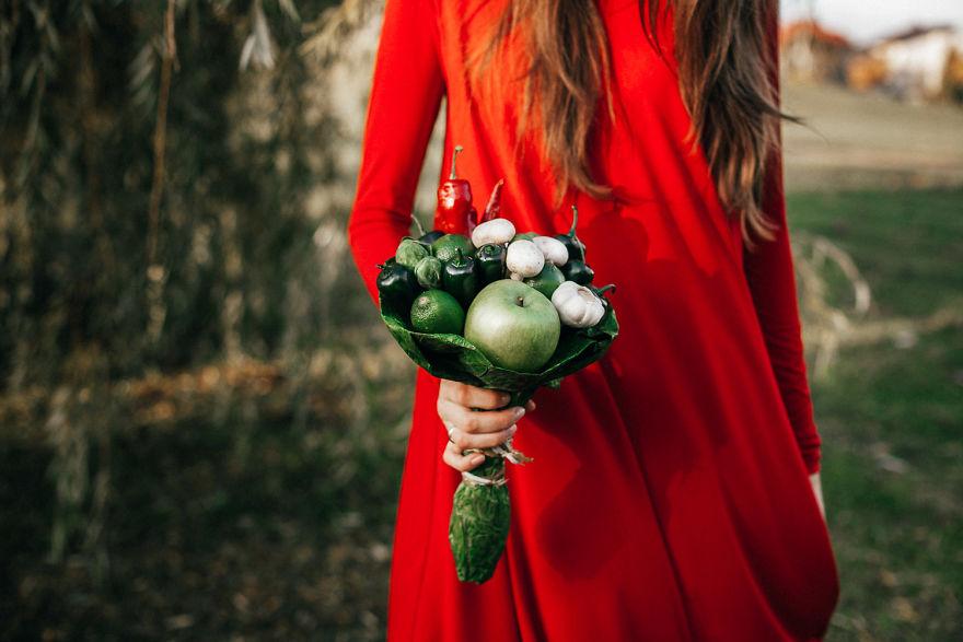 buket buah sayur © 2017 brilio.net