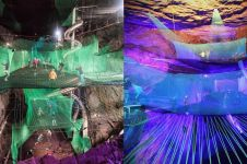 9 Foto bekas lokasi tambang berubah jadi wahana bermain, kreatif abis