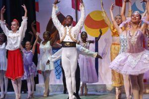Penari balet kulit hitam ini aksinya sita perhatian dunia, kenapa ya?