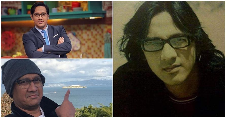 10 Foto perubahan Andre Taulany dari anak band hingga jadi komedian