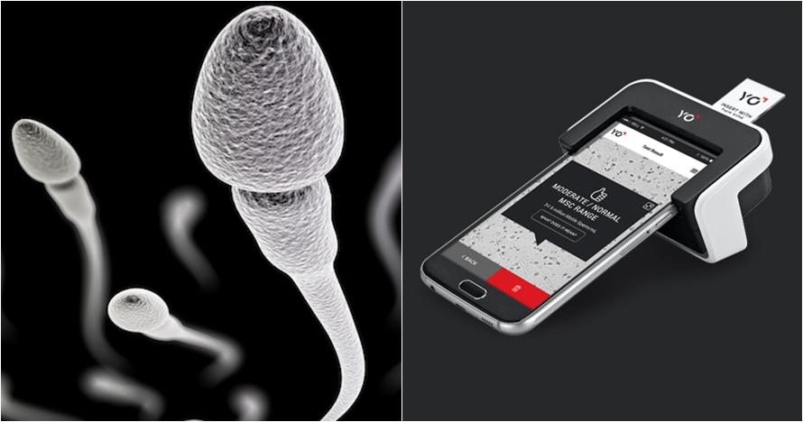 Cek kesuburan sperma kini bisa lewat smartphone, gimana caranya ya?