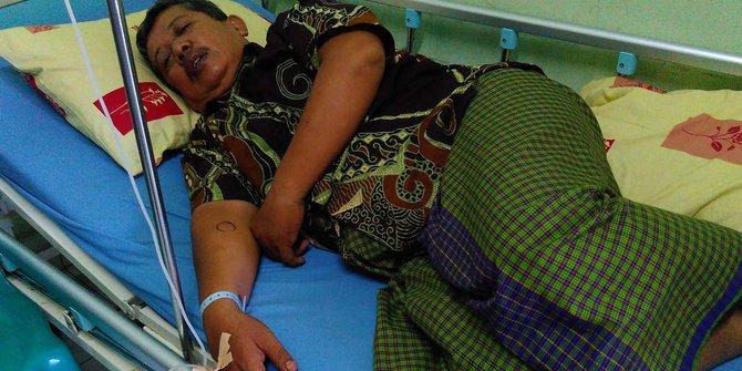 Ini vonis pengadilan bagi orangtua murid penganiaya Guru Dasrul