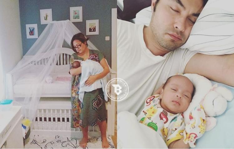 Punya bayi kembar, 8 potret kebahagiaan Surya Saputra-Cynthia Lamusu
