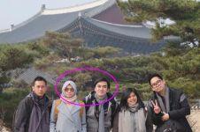 Kerja bareng mantan suami, Rina Nose didoakan rujuk oleh netizen