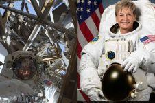 Astronot perempuan tertua ini pecahkan rekor baru di angkasa, keren
