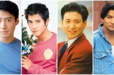 Ini penampilan sekarang 4 seleb Hong Kong paling legendaris era 90-an