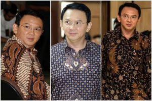 4 Model batik Ahok selama jalani sidang penistaan agama