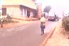 Ayah ini gendong jasad anaknya sejauh 15 kilometer, sebabnya buat haru
