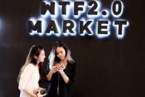 Anak muda Medan, WTF Market siap manjakan hasrat belanjamu lho