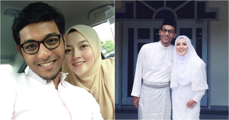 Akhir kisah pernikahan pasangan muda ini bikin menitikkan air mata