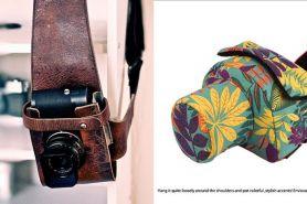 12 Inspirasi tas kamera unik ini cocok buat yang pengen tampil stylish