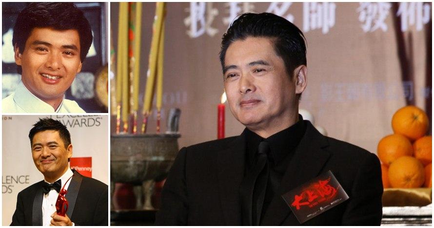 10 Penampilan aktor Hong Kong Chow Yun-fat, makin tua gagahnya nambah