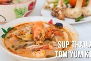 Mau yang anget-anget? Coba bikin Tum Yum Kung Thailand ala kamu yuk!