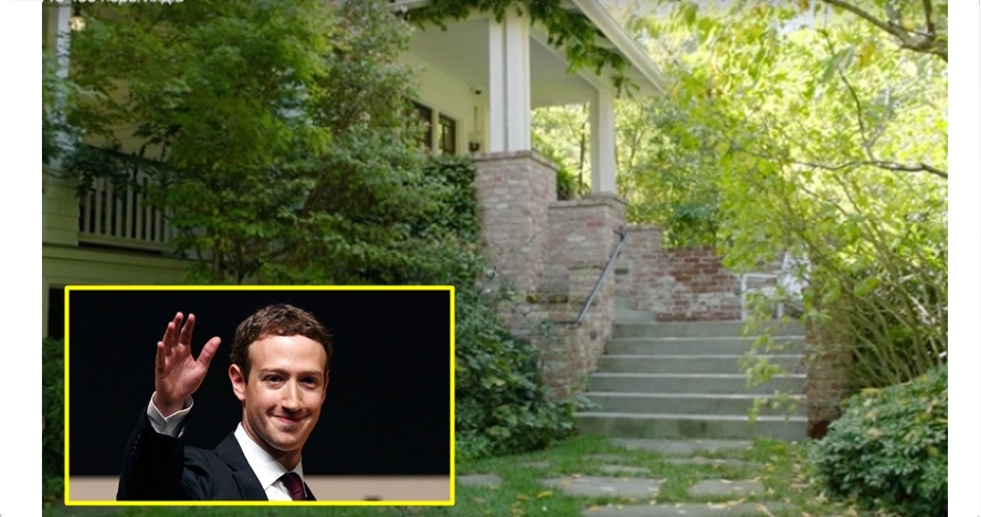 12 Foto ini tunjukkan isi rumah Mark Zuckerberg, kamu pasti kaget