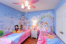 15 Inspirasi kamar bertema Disney ini cocok buat anak perempuan
