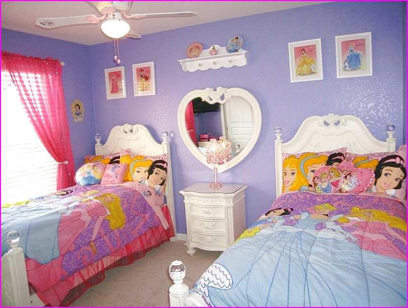 15 Inspirasi kamar bertema Disney ini cocok buat anak ...