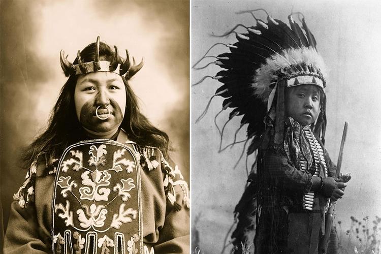 13 Potret langka suku asli Amerika ini tak banyak diketahui orang