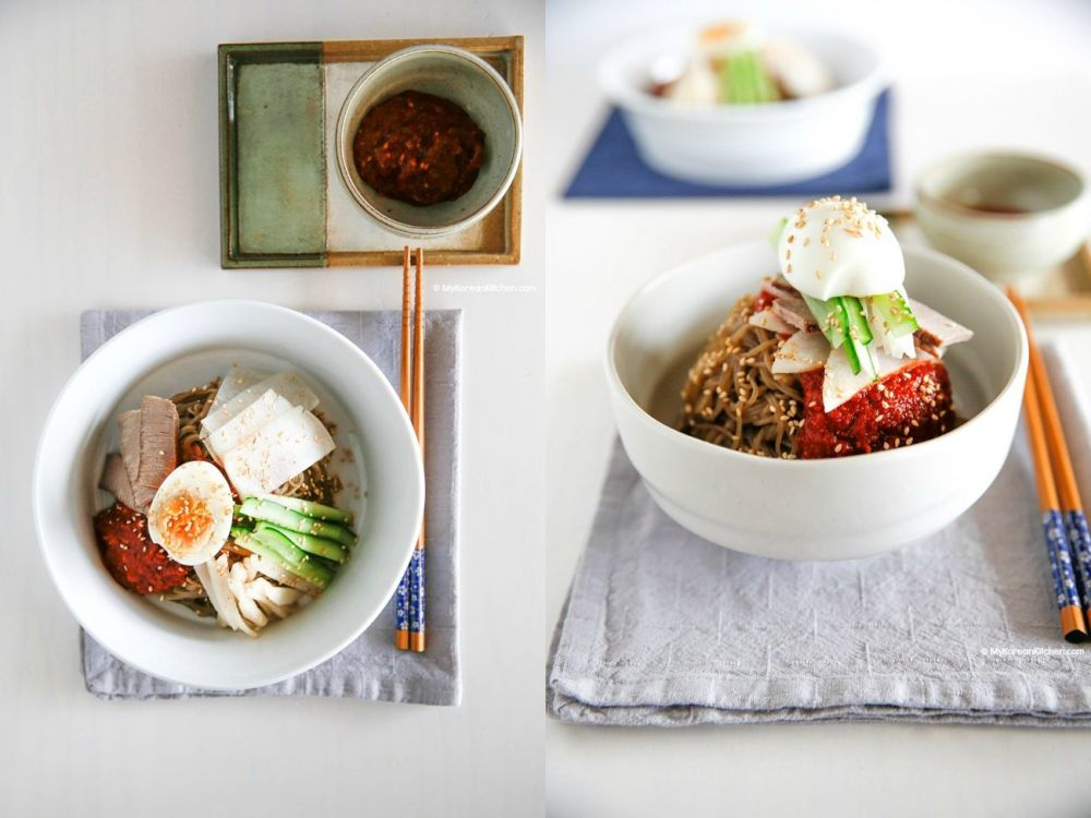 Naengmyeon © 2017 brilio.net