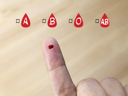 blood © shutterstock