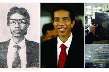 Ternyata ini judul skripsi Presiden Jokowi saat kuliah dulu
