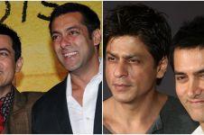 4 Bukti Aamir Khan lebih bertalenta ketimbang Shah Rukh & Salman Khan