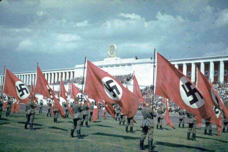NAZI WARNA  old  pics archive