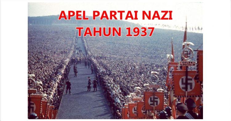 15 Foto langka aktivitas Nazi versi berwarna, keren tapi bikin ngeri