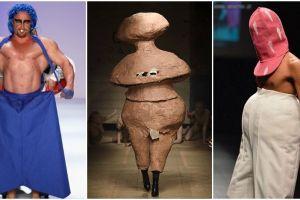 15 Pakaian cowok ini desainnya aneh banget, emang ada yang mau pakai?