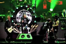 3 Alasan kenapa kamu harus nonton Guns N' Roses di Bangkok