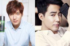 10 Aktor tampan Korea ini ternyata pernah jadi ikon brand kosmetik