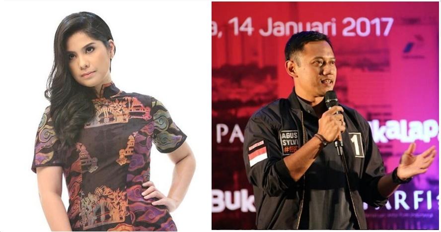 3 Aksi artis cantik Indonesia bela suami, marah pasangannya diejek
