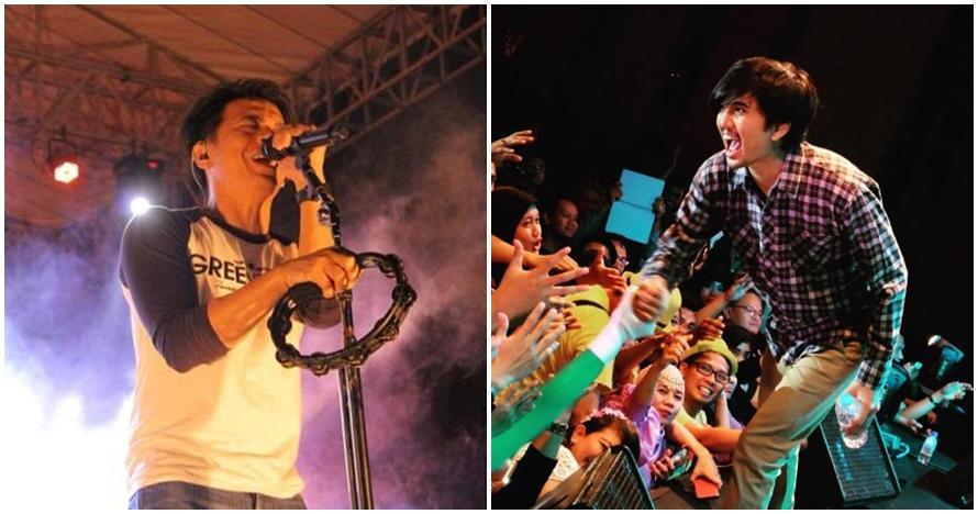 Beda aksi panggung 10 vokalis band Indonesia, mana yang paling keren?