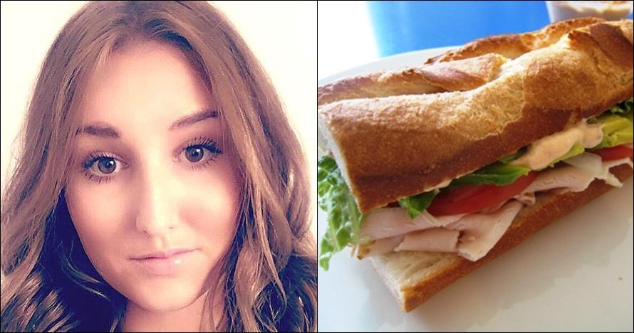 Pramugari ini dipecat gara-gara makan sandwich seharga Rp 72 ribu, duh