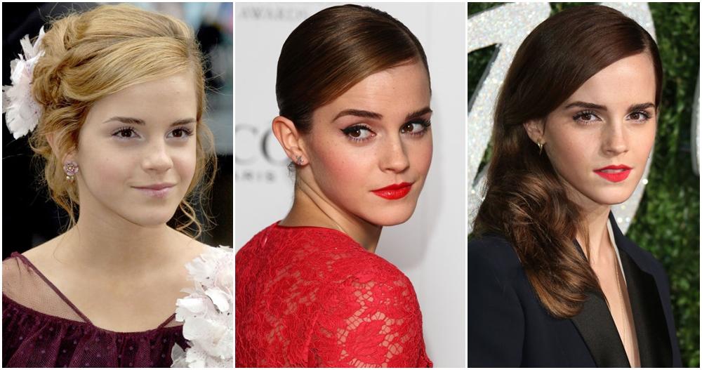 14 Foto transformasi gaya rambut Emma Watson, cantiknya konsisten nih!