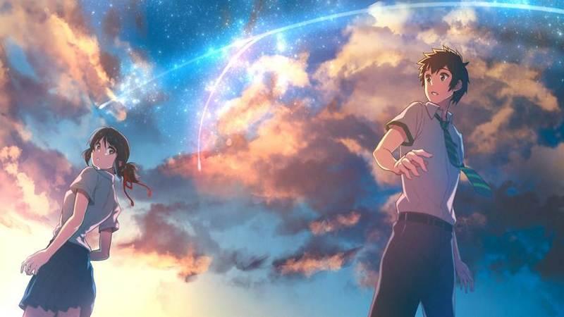 Ini fakta Your Name, film anime terlaris sedunia lewati Spirited Away