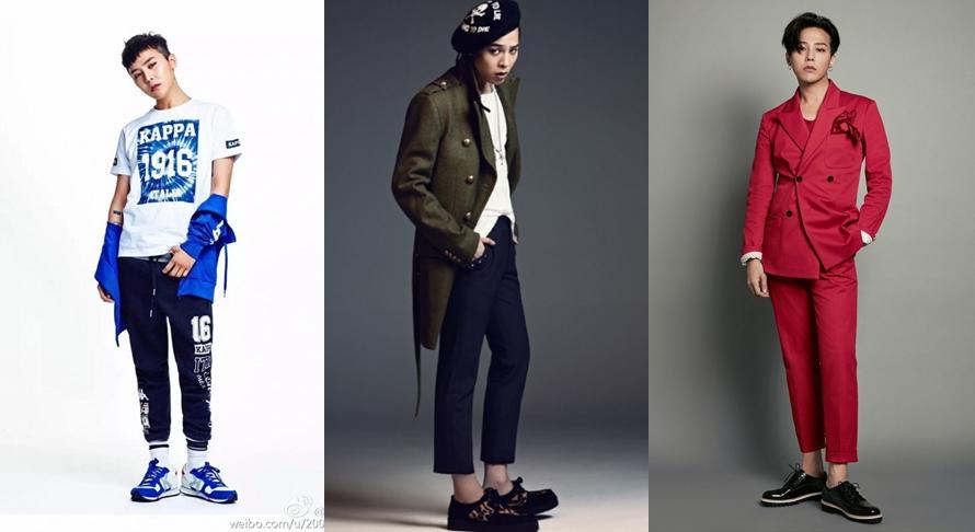 10 Penampilan G-Dragon Big Bang ini bukti ia ikon fashion top Korea