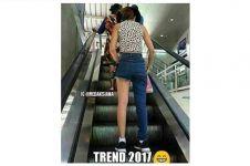 7 Meme kocak tren nyeleneh 2017, kamu tertarik coba nggak?