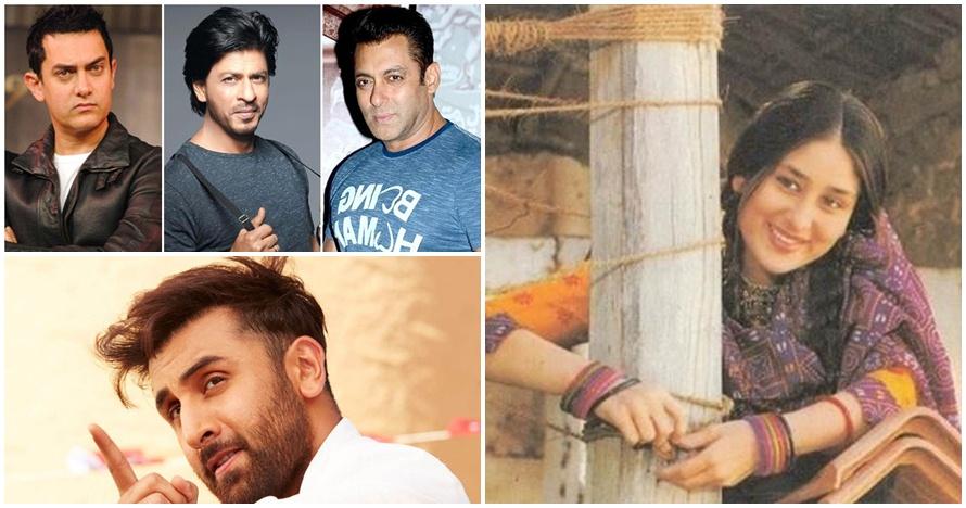 12 Transformasi seleb hits Bollywood ketika debut vs film teranyar