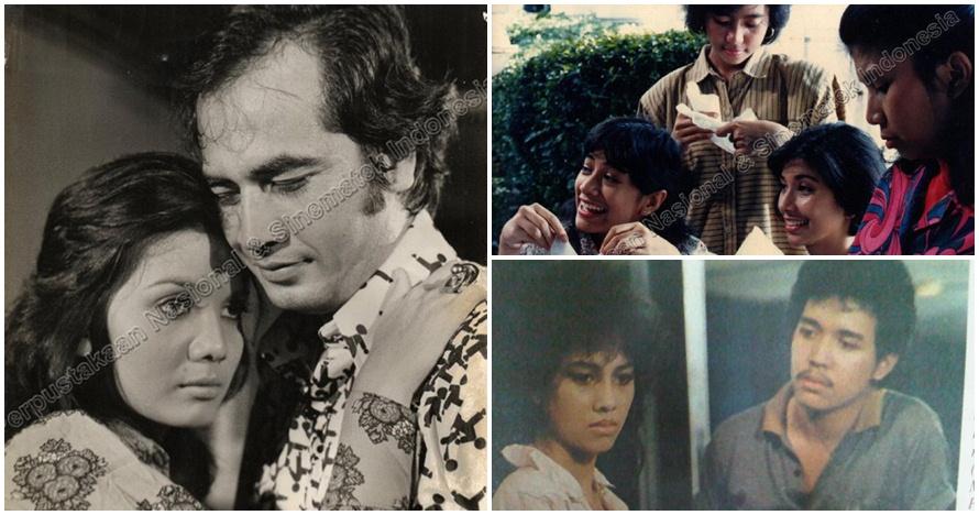 18 Foto langka potongan adegan film Indonesia klasik paling hits, wow