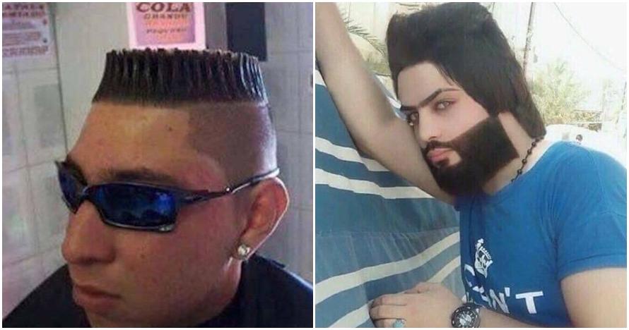 Lagi, 12 potongan rambut ini bikin kamu gagal nahan tawa