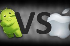 6 Kelebihan HP Android yang tak dimiliki iPhone, penting banget nih
