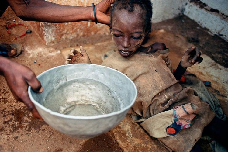 15 Foto miris kehidupan pengungsi Somalia, bikin kamu lebih bersyukur